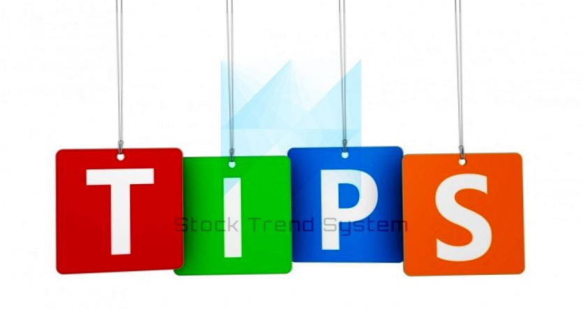 Tips & tricks for successful trading - use trading strategy