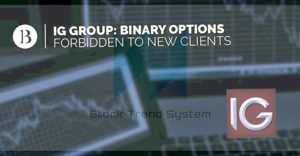 Trade binary options with IG Markets - more about the offer